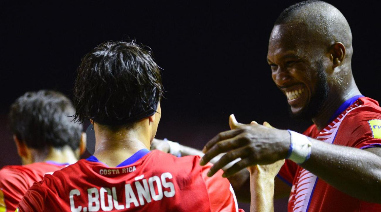 Costa Rica thrashes USA in World Cup qualifier