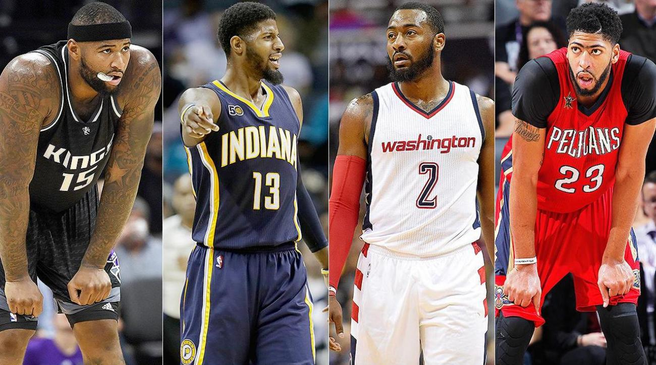 Give and Go: The NBA's Stranded Stars IMG