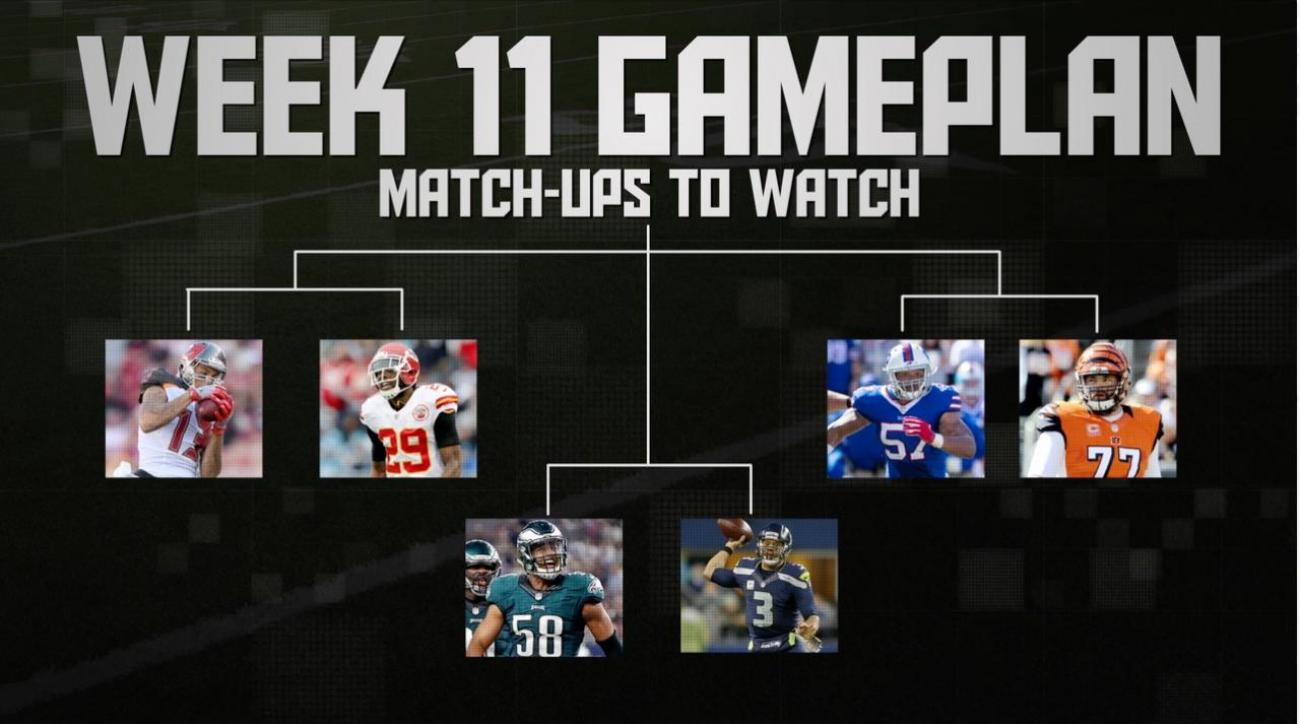 NFL's Week 11 Gameplan