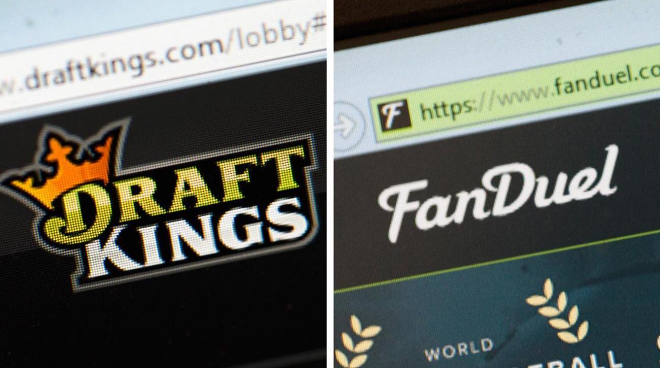 DraftKings, FanDuel agree to merge