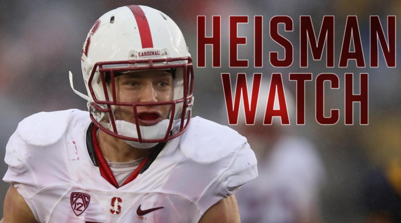 Heisman Watch: Week 12 review