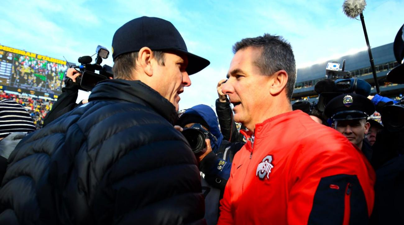 "The Ohio State Buckeyes discuss ""The Rivalry"" and what it means to them"