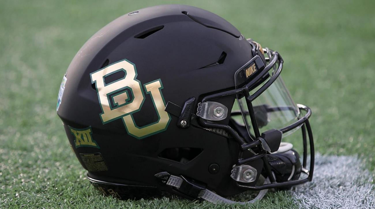 Baylor athletic department official charged in post-game assault