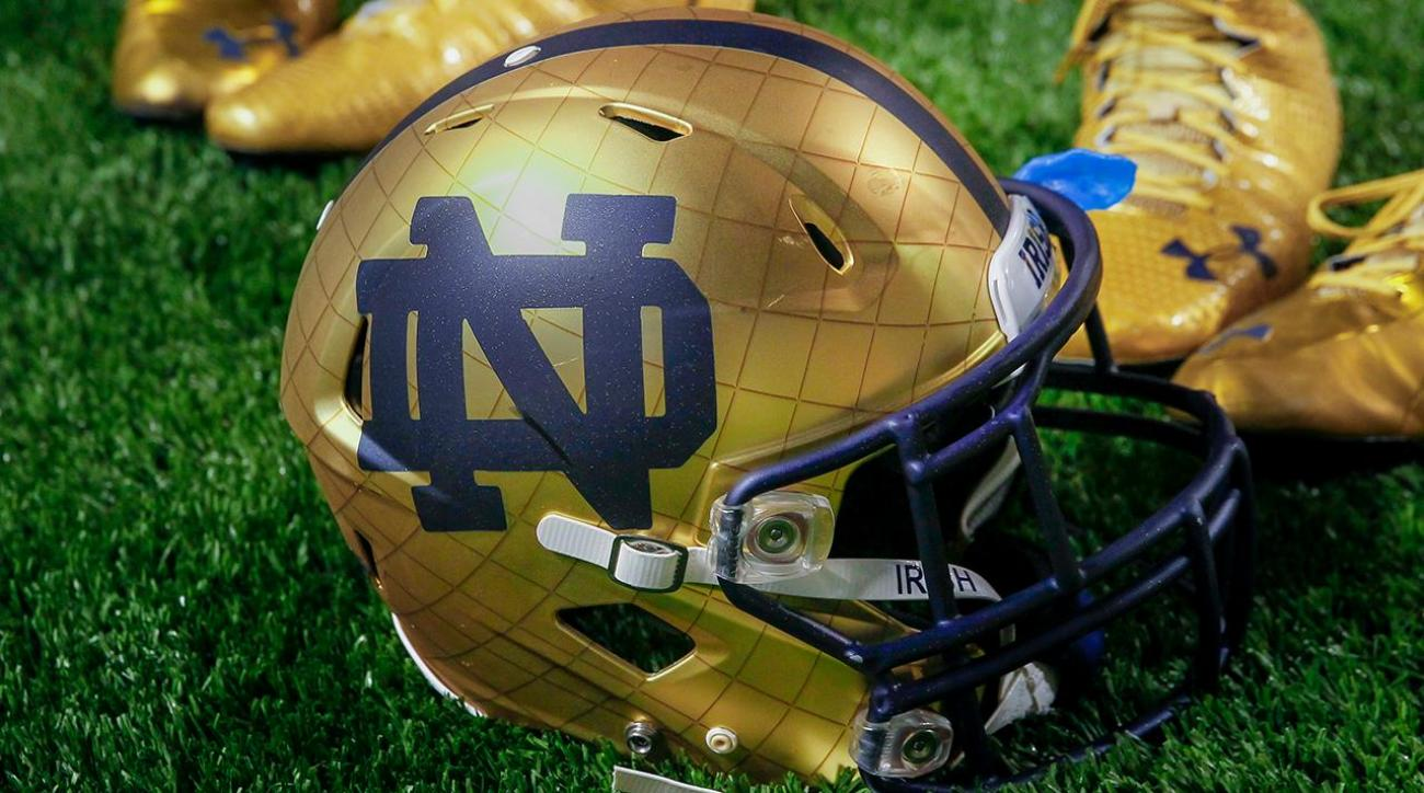Notre Dame must give up wins after academic misconduct IMAGE