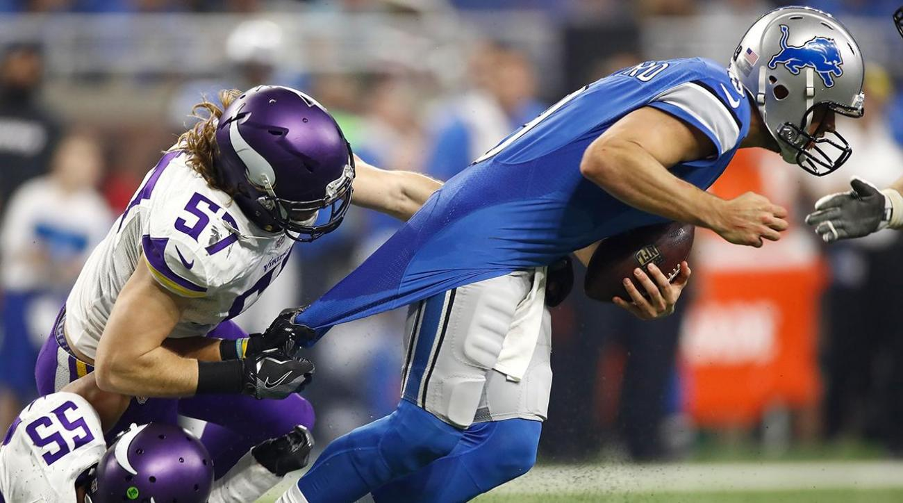 Lions thankful for kicker that actually performs IMAGE