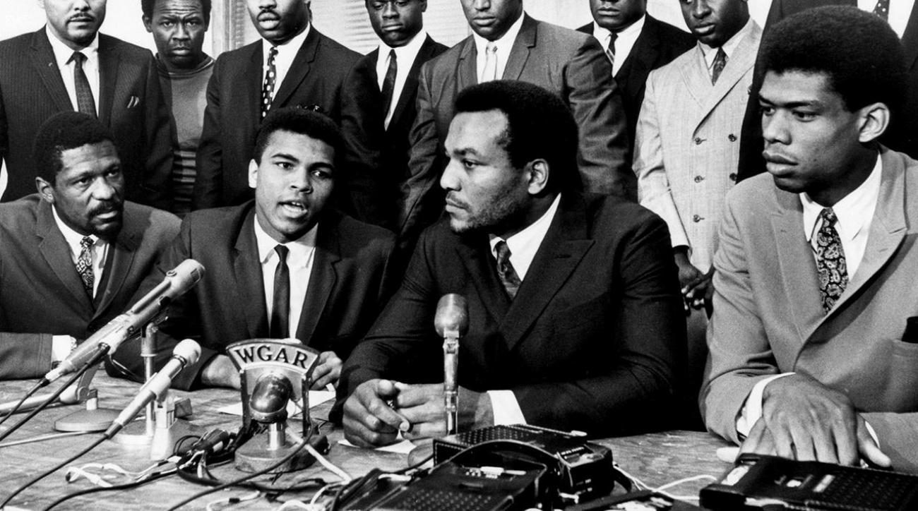 Kareem Abdul-Jabbar, Jim Brown, Bill Russell win SI Muhammad Ali Legacy Award