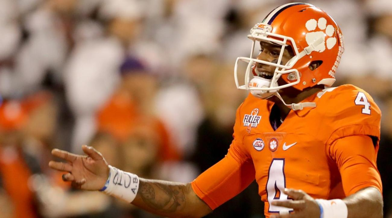 Which team is least likely to make the College Football Playoff?