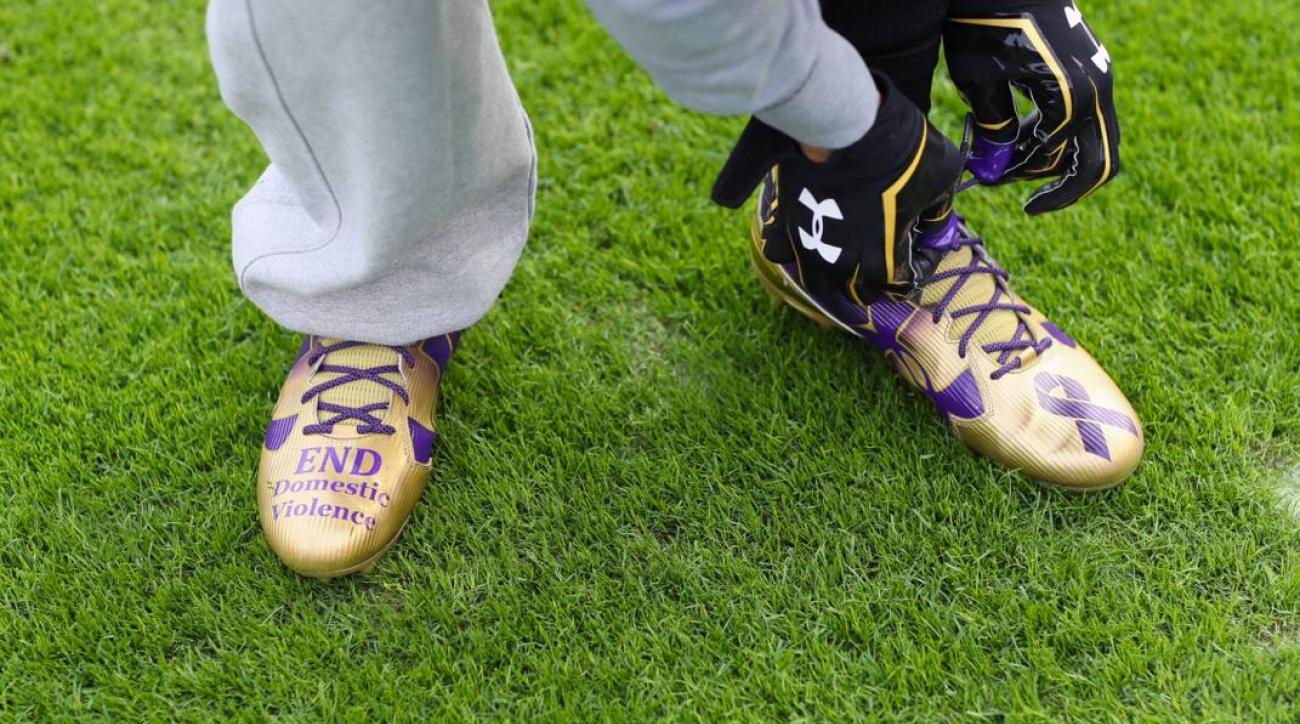 A look at the NFL's best custom charity cleats