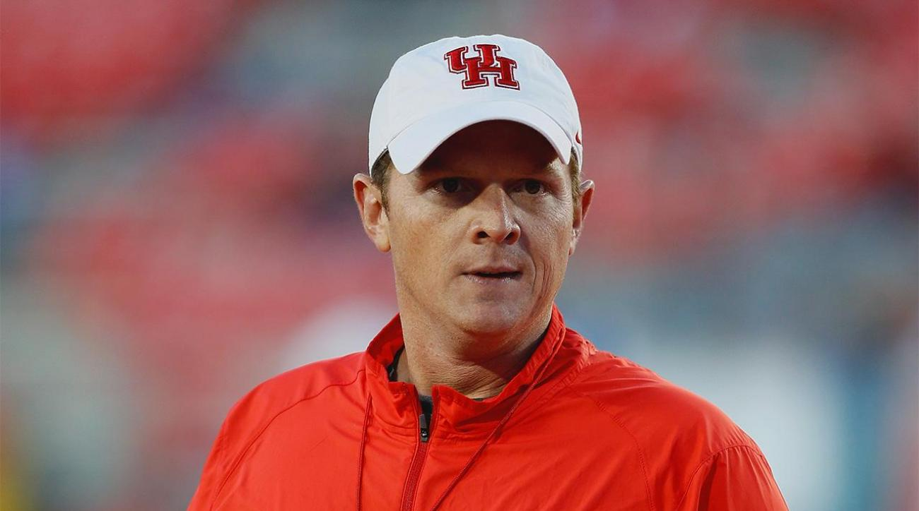 Major Applewhite named Houston head coach