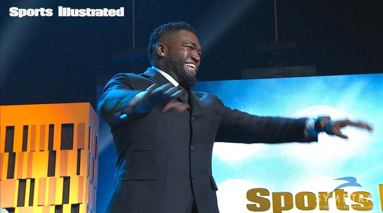 Best moments of the 2016 SI Sportsperson of the Year ceremony