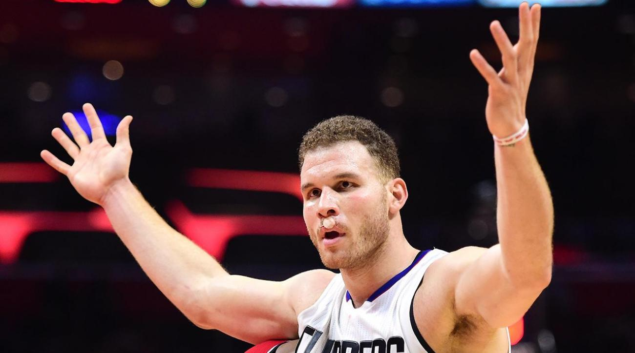 Report: Blake Griffin to have minor knee surgery, out at least 3–6 weeks