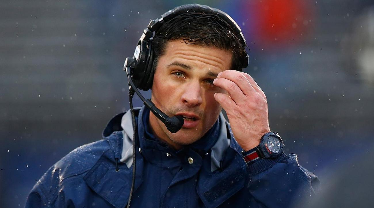 UConn head coach Bob Diaco fired after three seasons iMAGE