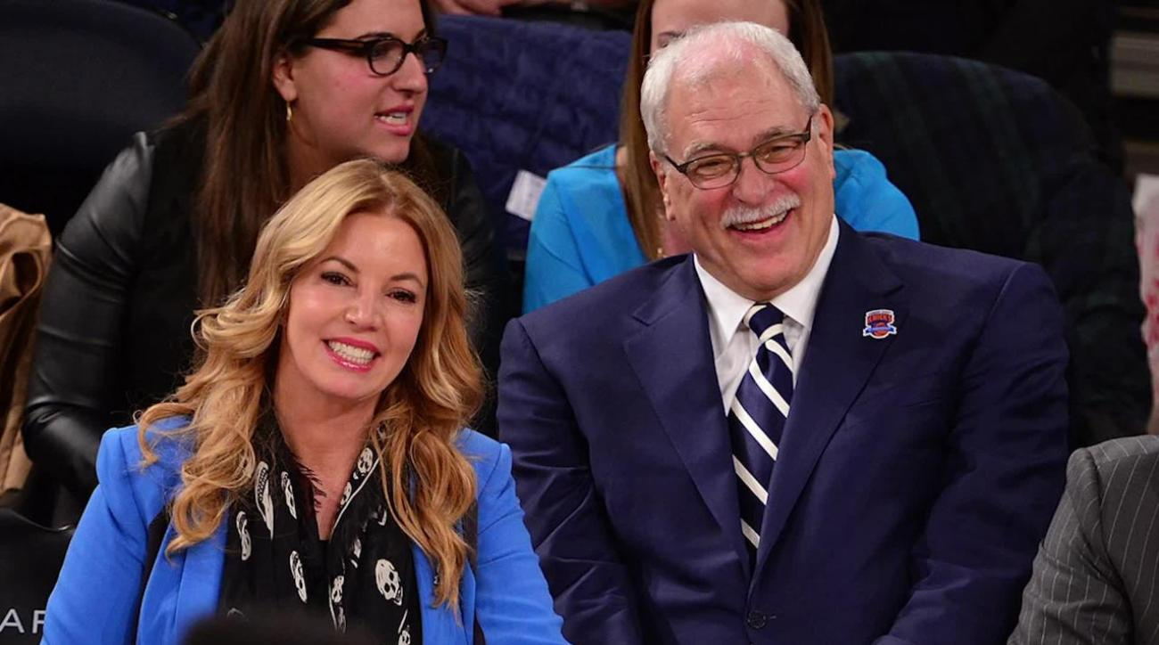 Phil Jackson, Jeanie Buss end engagement