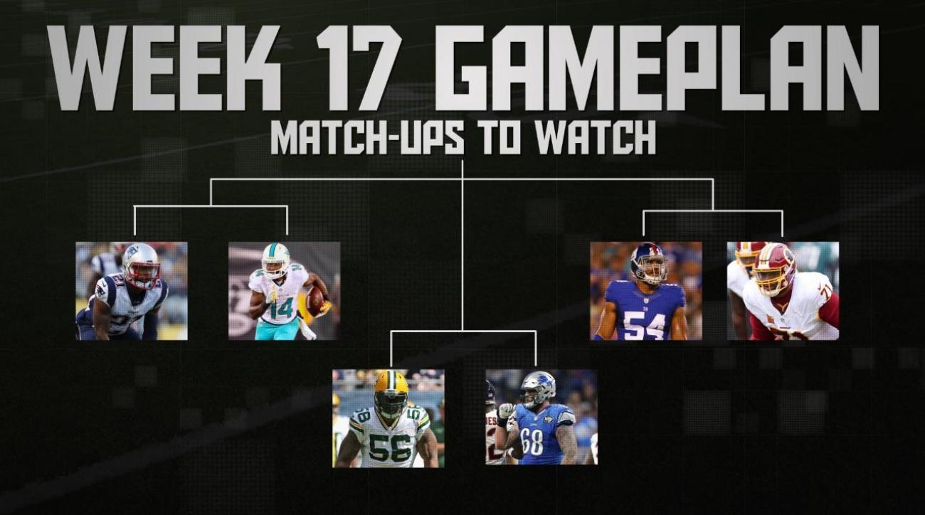 NFL's Week 17 Gameplan