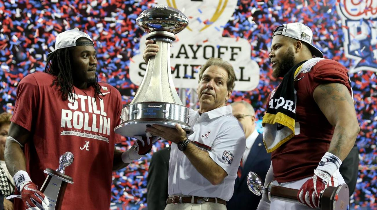 Alabama wins Peach Bowl, will play for 5th national title in past 8 seasons