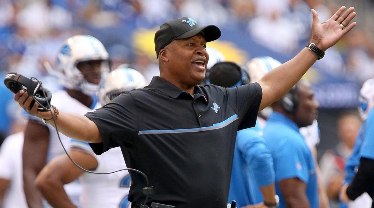 Lions to retain head coach Jim Caldwell for 2017 season