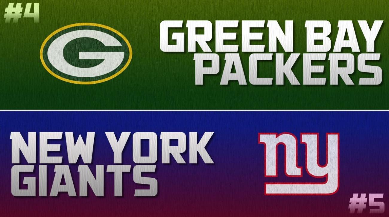 Playoff Breakdown: Giants vs. Packers