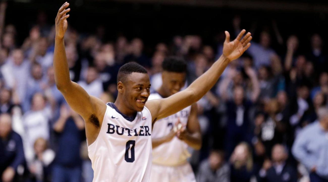 Butler ends Villanova's 20-game winning streak IMAGE