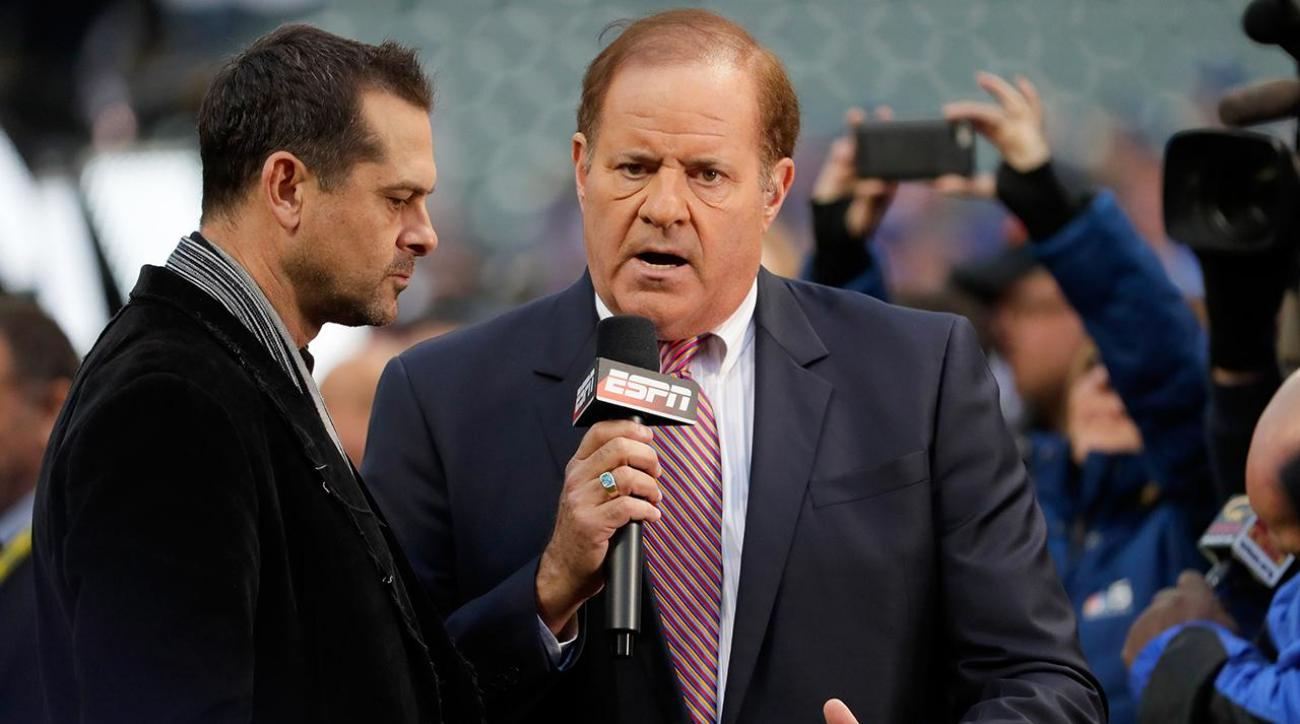 Chris Berman signs new multi-year ESPN contract, no longer hosting NFL shows IMAGE