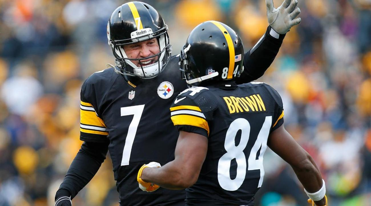 Steelers advance to AFC Divisional Round with 30-12 win over Dolphins