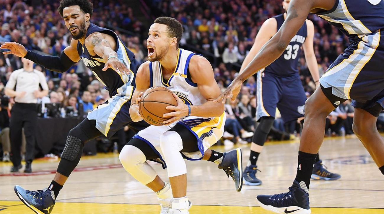 NBA Power Rankings: Despite blown lead vs. Grizzlies, Warriors remain Top 3
