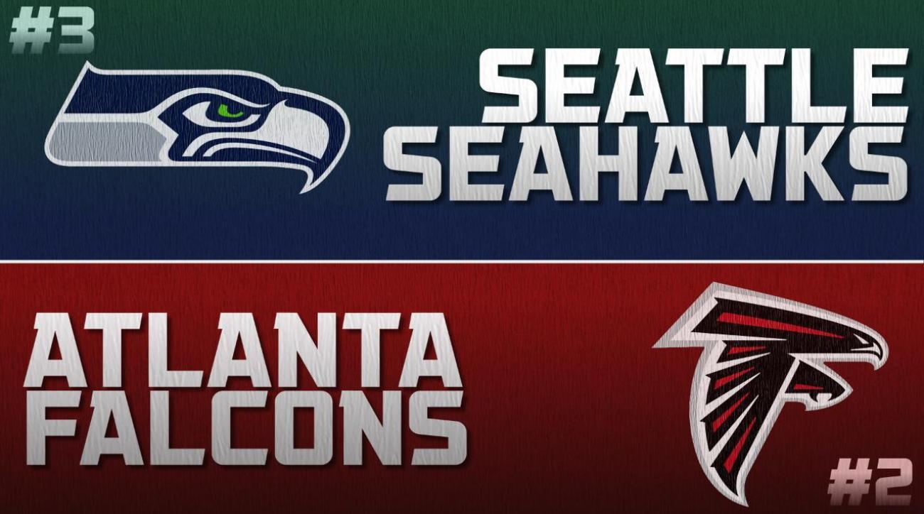 Playoff Breakdown: Seahawks vs. Falcons