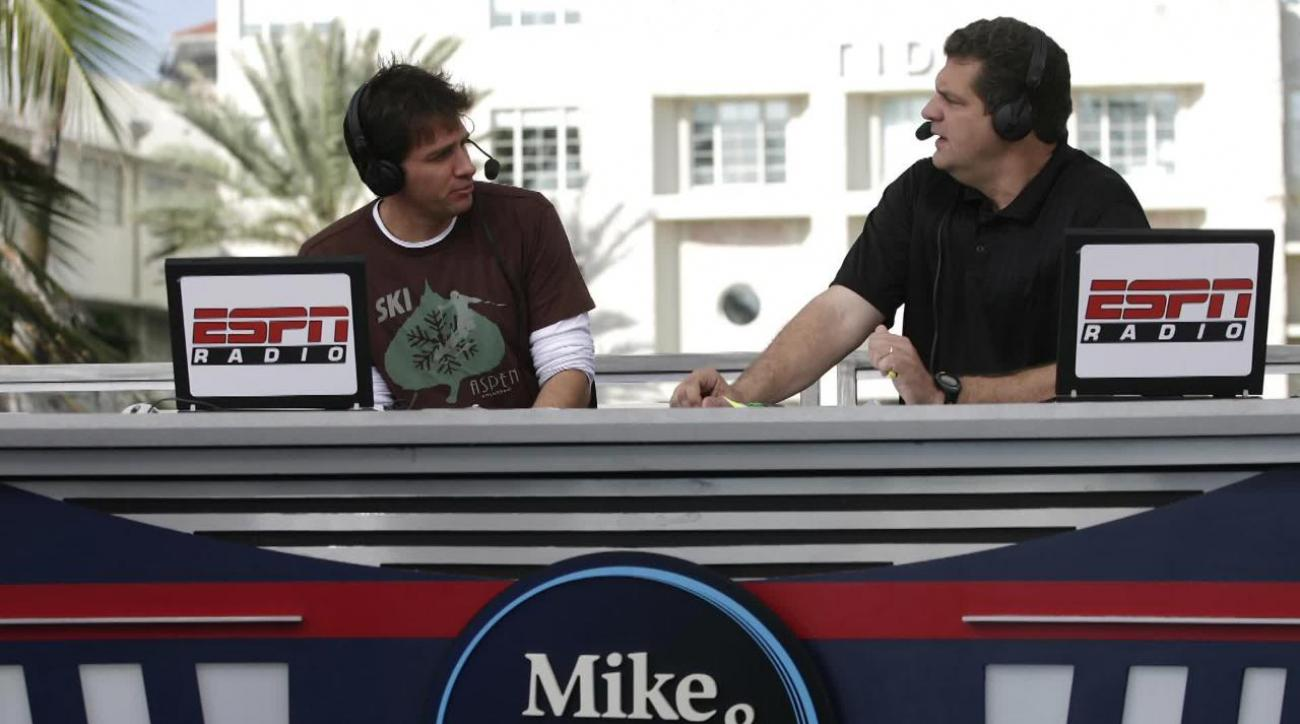 Sources: Greenberg leaving Mike & Mike for new ESPN TV program