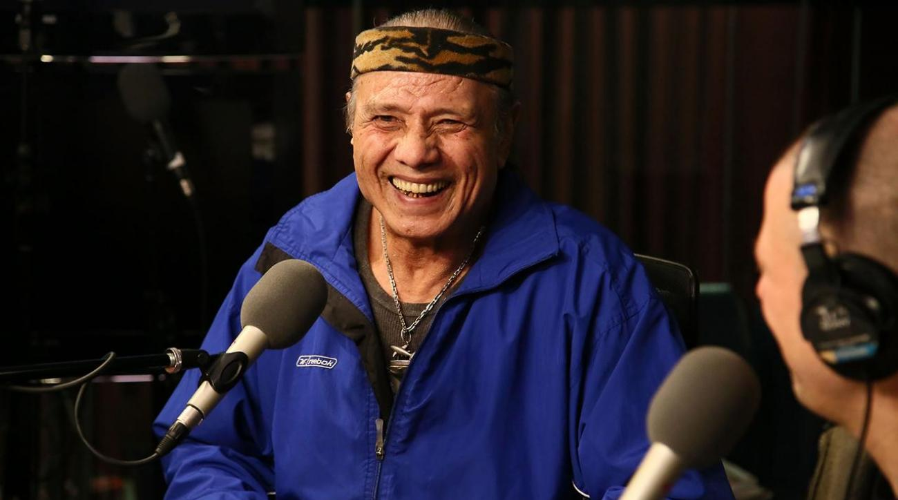 Former wrestler Jimmy 'Superfly' Snuka dies at 73
