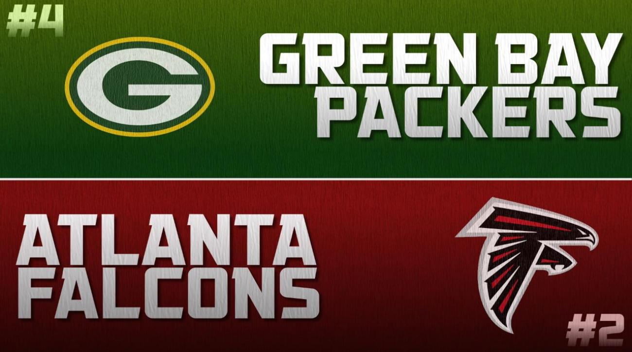 Playoff Breakdown: Packers vs. Falcons