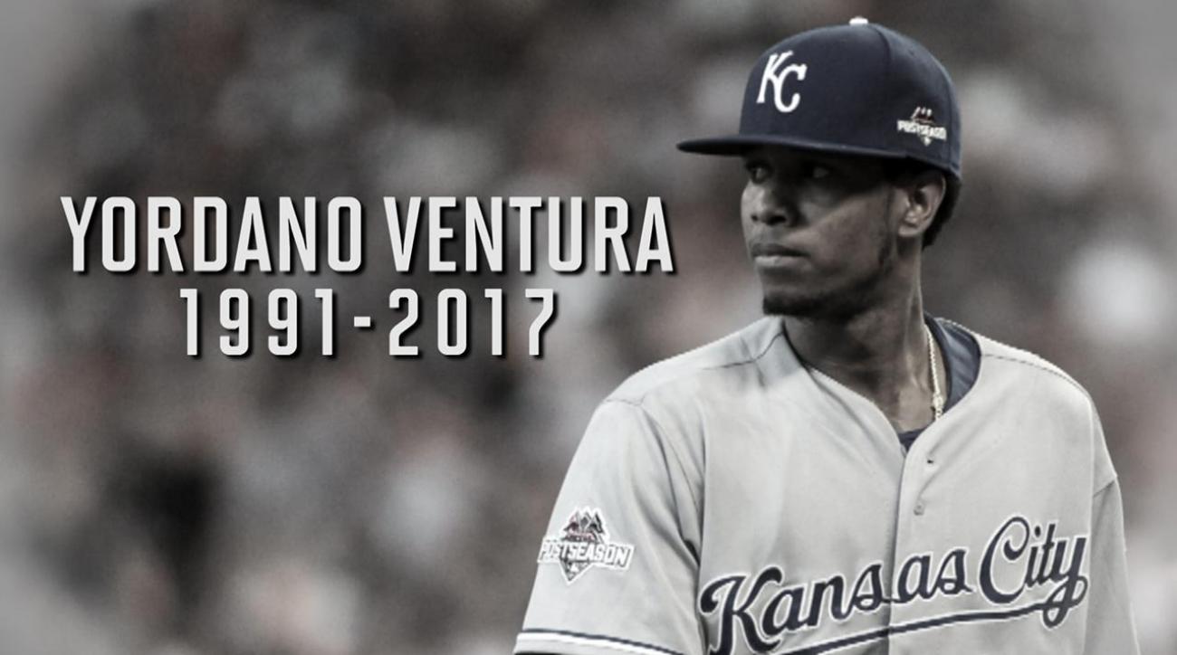 Kansas City mourns the loss of Yordano Ventura