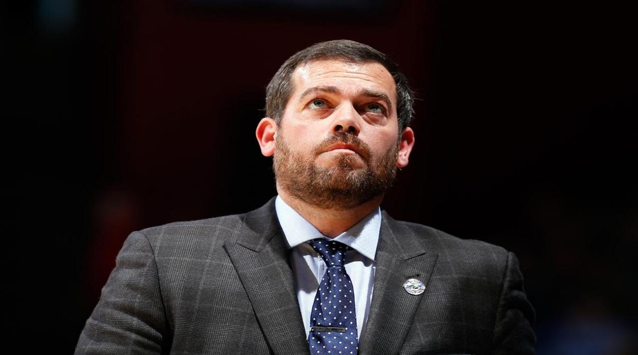Manhattan HC Steve Masiello: 'This generation is a fraudulent generation'