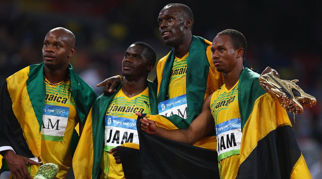 Usain Bolt stripped of Olympic gold medal due to teammate's doping