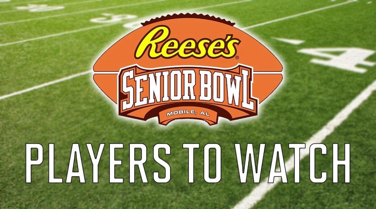 Senior bowl date