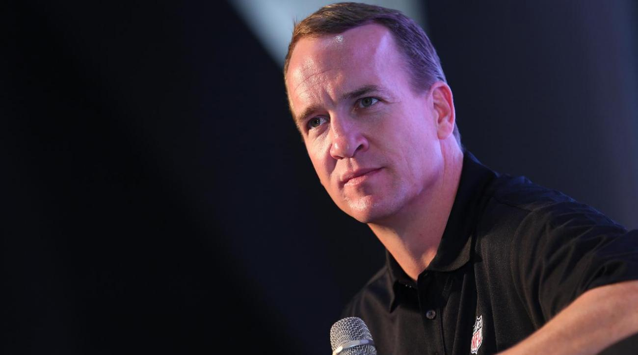 Report: Peyton Manning scheduled to speak at Republican party retreat