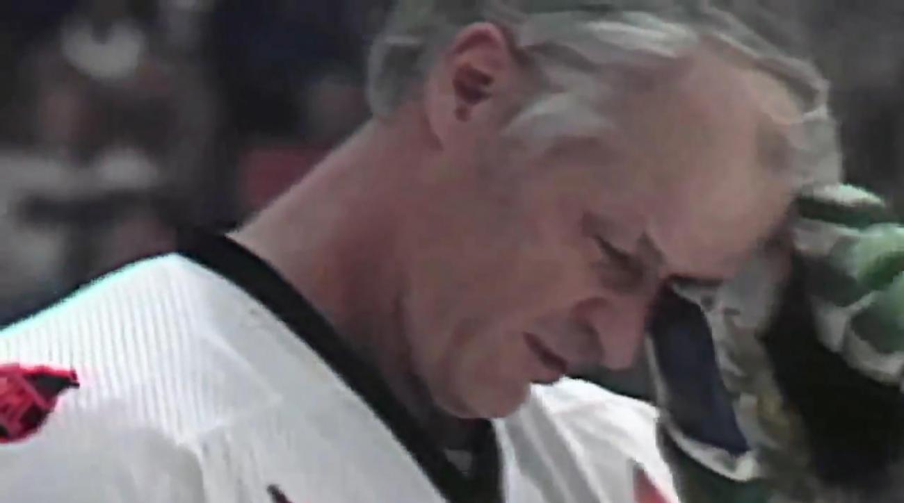 No. 5: Mr. Hockey's Standing Ovation IMG