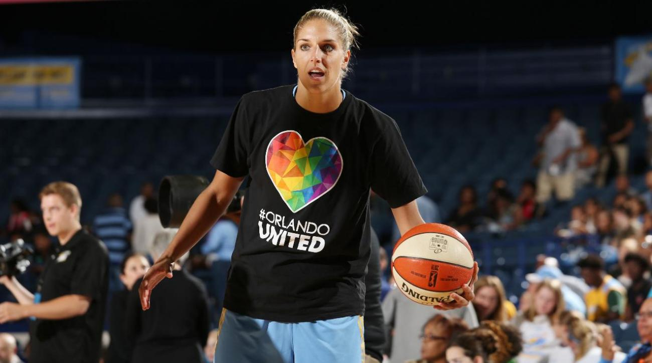 Elena Delle Donne acquired by Washington Mystics