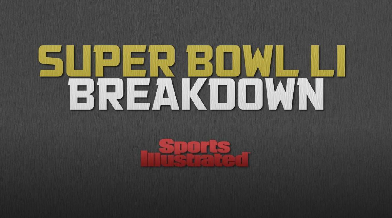 Super Bowl LI Breakdown