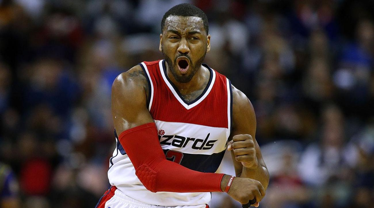 NBA Power Rankings: Wizards' dominant 2017 continues