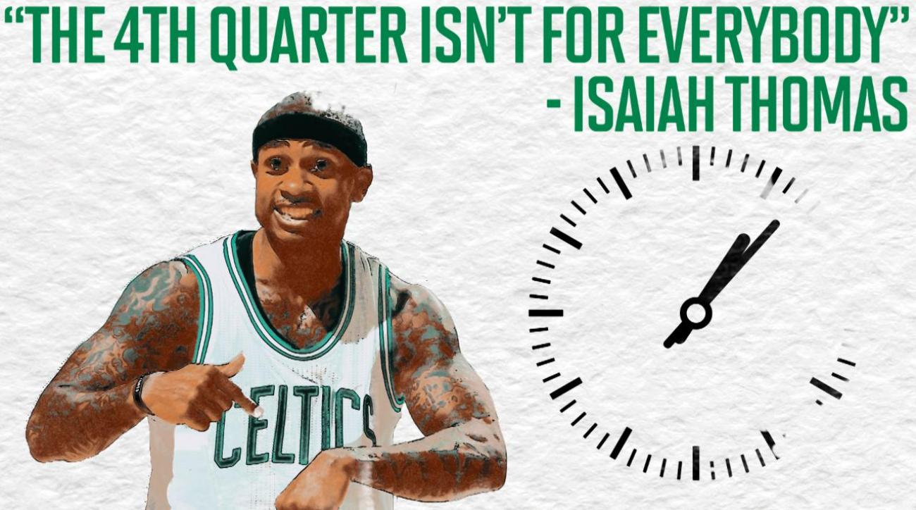 Putting Isaiah Thomas' breakout season into perspective