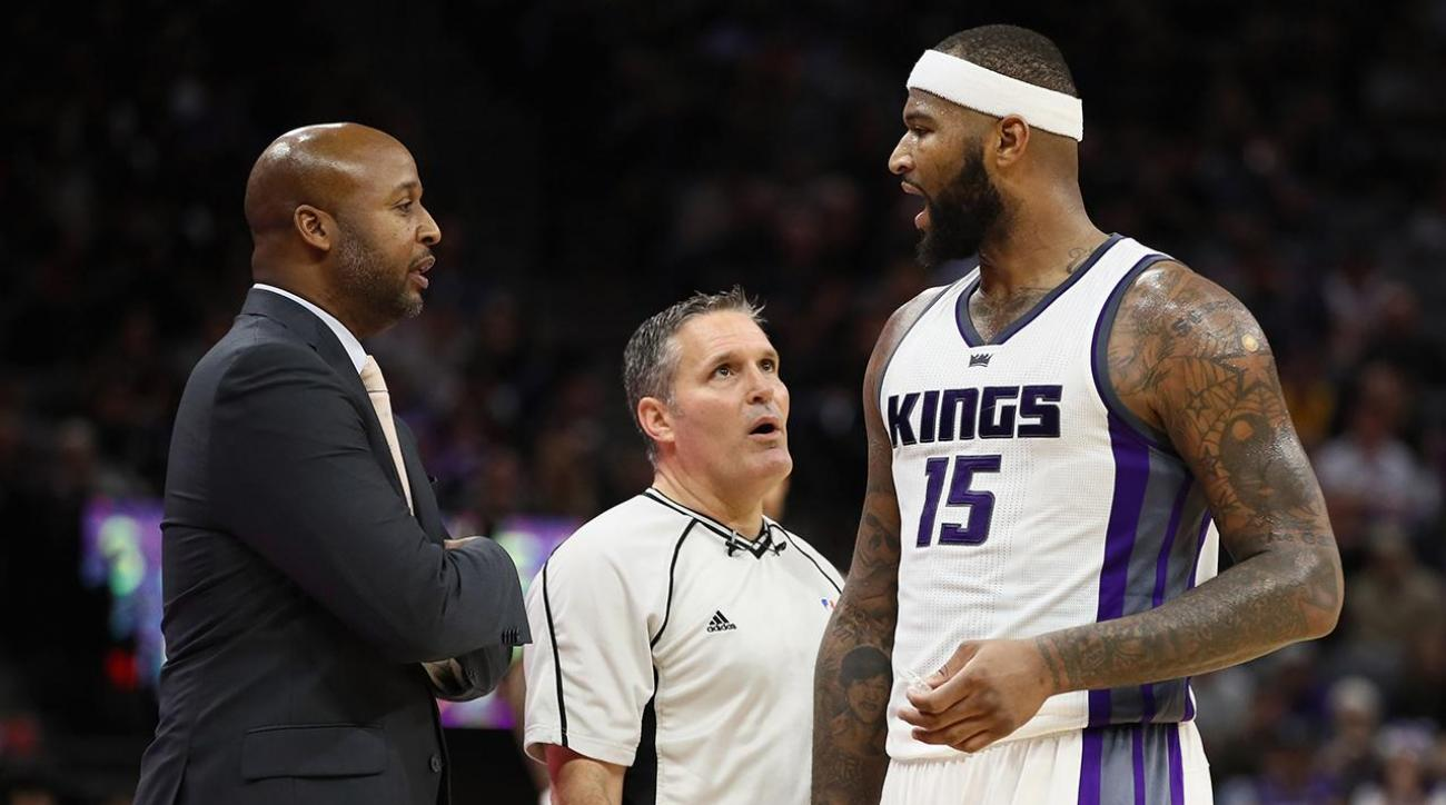 DeMarcus Cousins suspended after picking up 16th technical foul this season