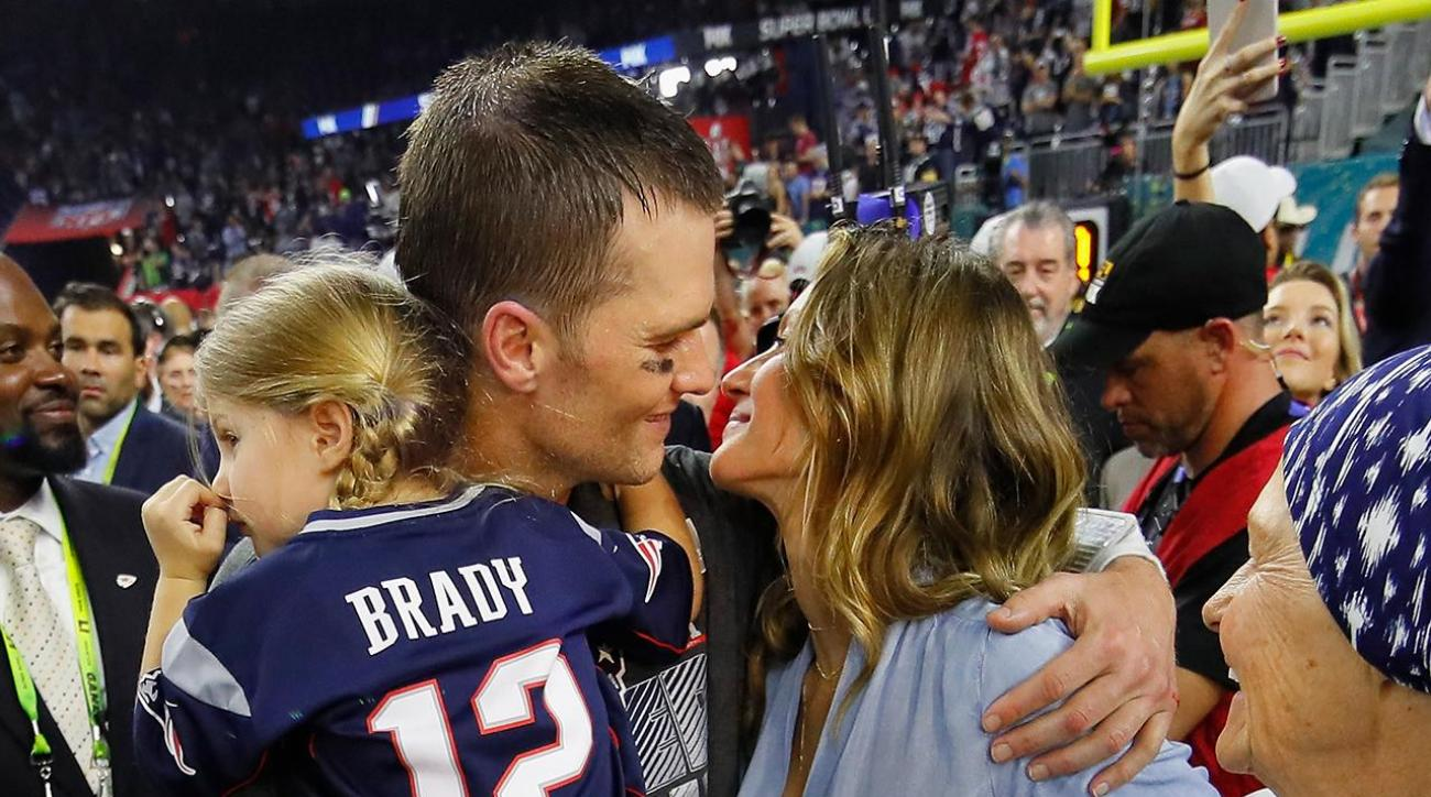 Tom Brady after Gisele pleaded with him to retire: 'Too bad, babe'