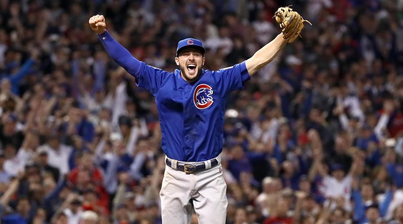 Anthony Rizzo inspired the Cubs with naked speeches during the World Series