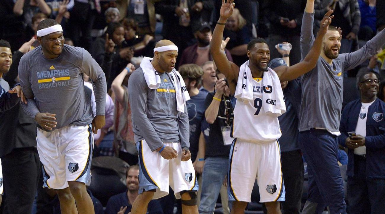 NBA Power Rankings: Grizzlies have won 5 of 7