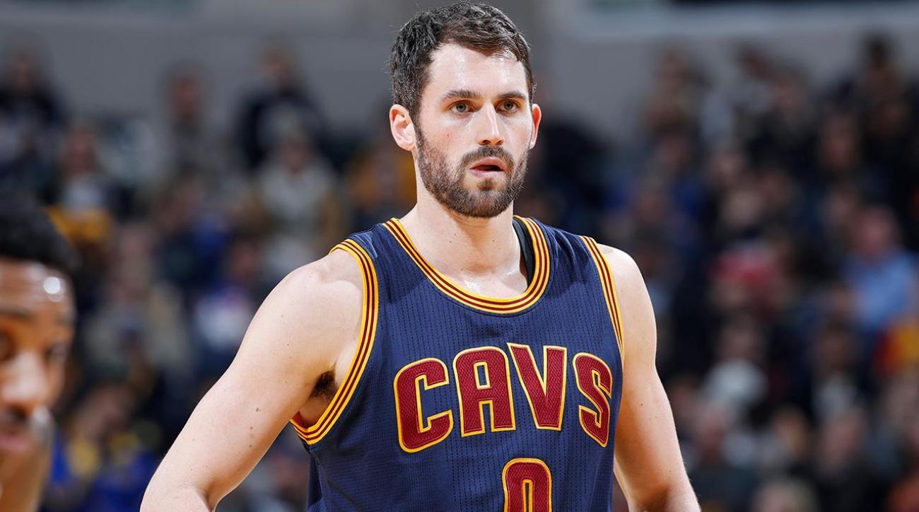 Cavaliers' Kevin Love to have knee procedure, miss six weeks