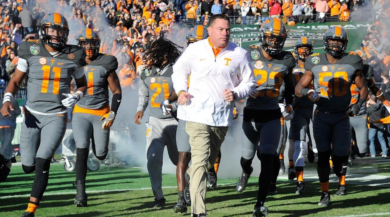 #DearAndy: Has Tennessee reached its ceiling with Butch Jones?