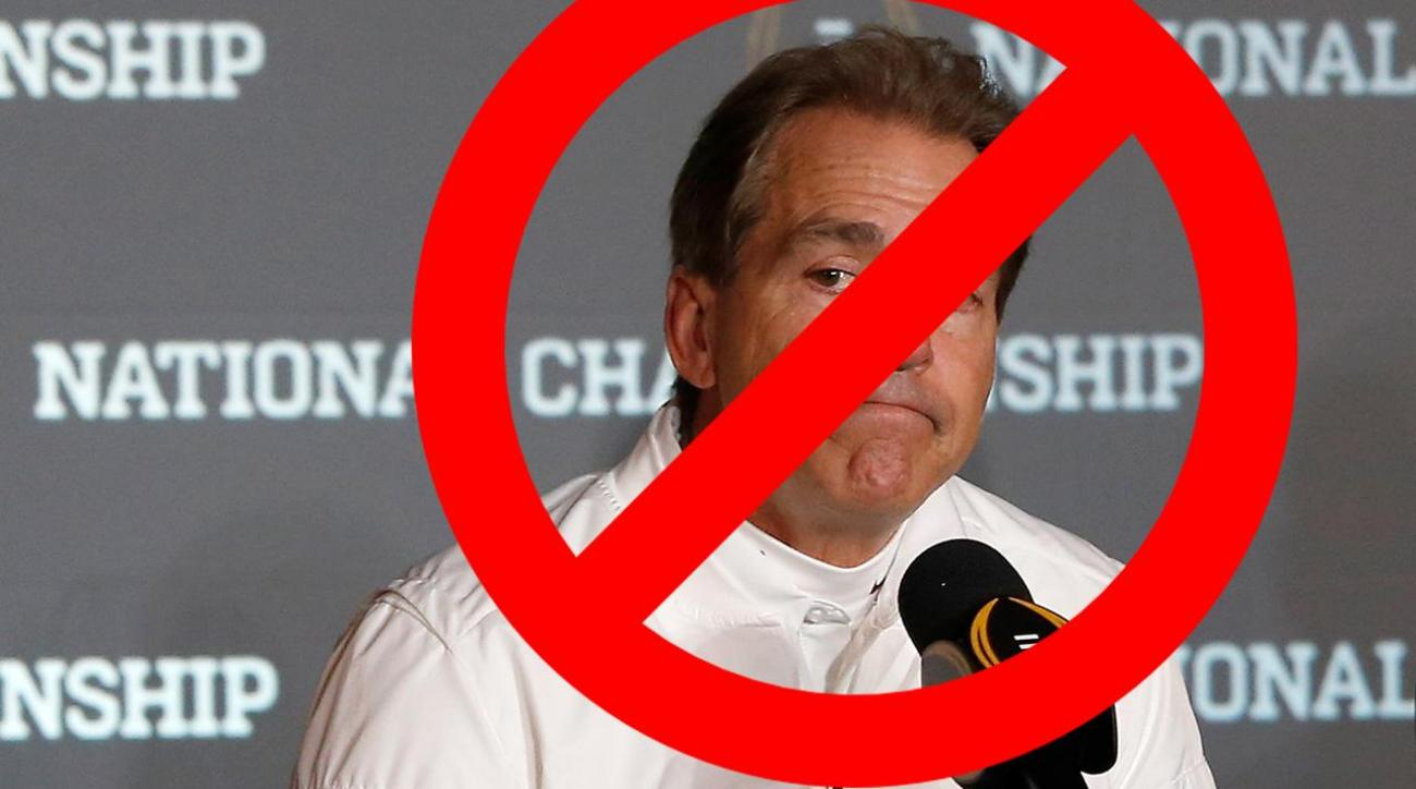 Louisiana high school coach says Alabama not welcome on his campus