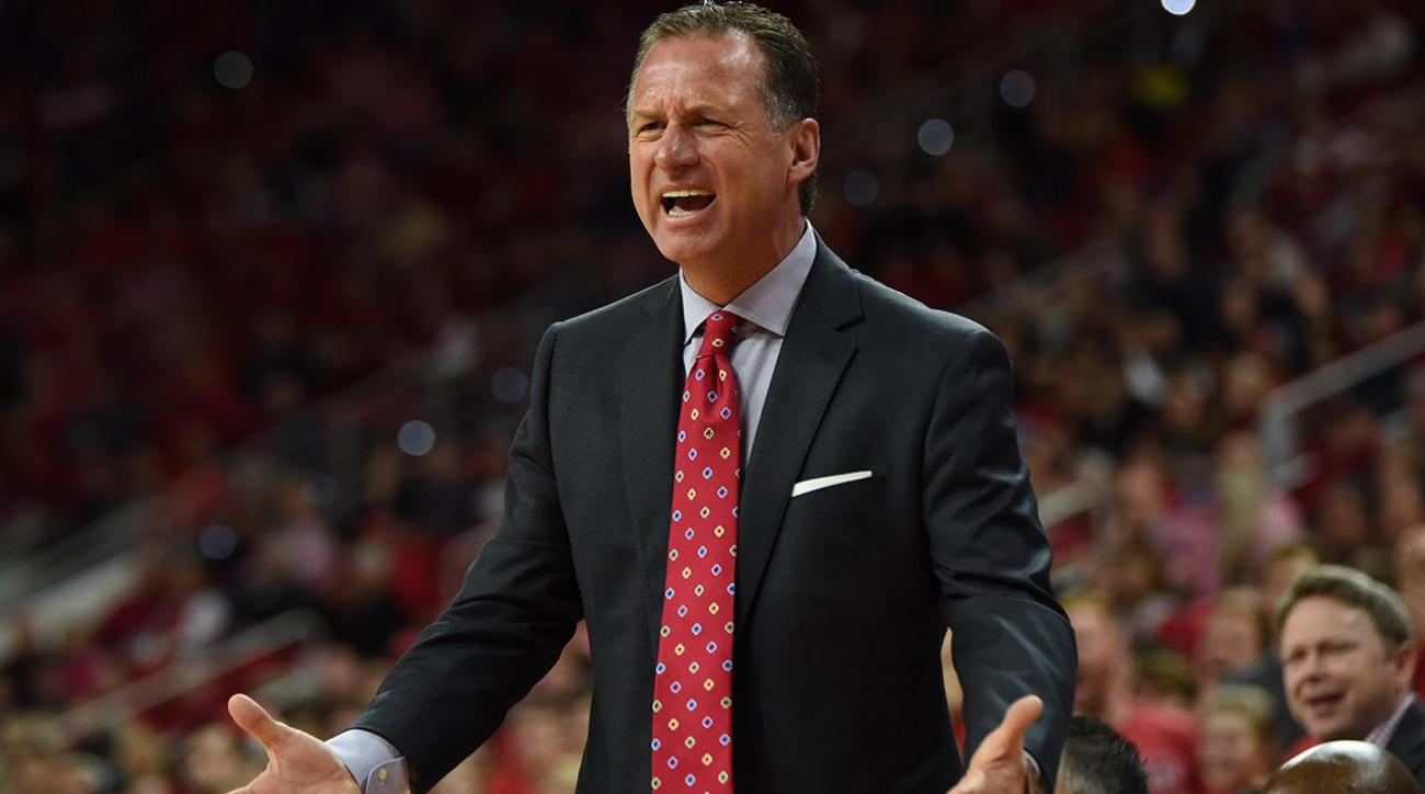 NC State fires coach Mark Gottfried, but he will coach the rest of the season
