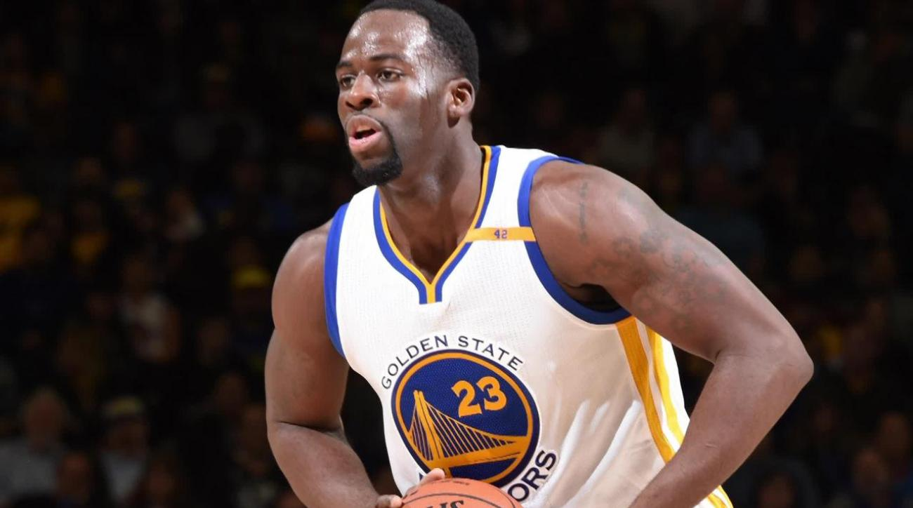Draymond Green says remarks about Dolan 'came off the wrong way'