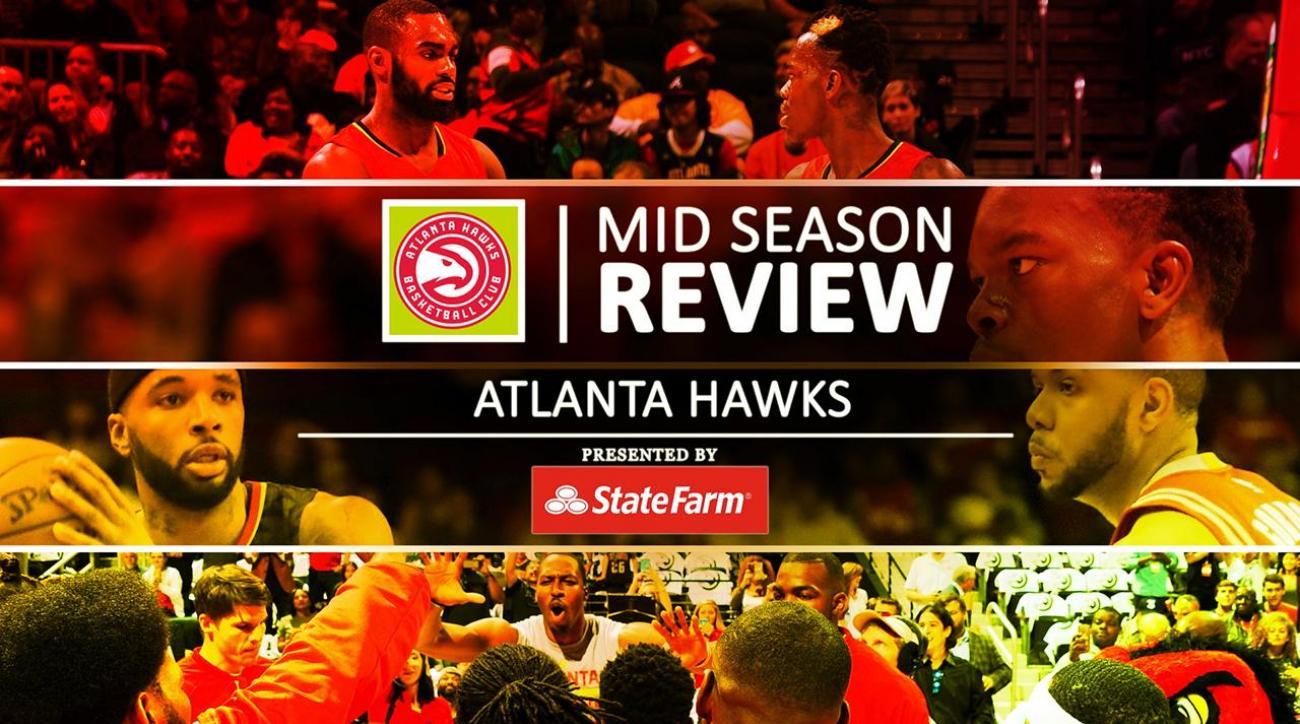 NBA Midseason Review - Atlanta Hawks IMG