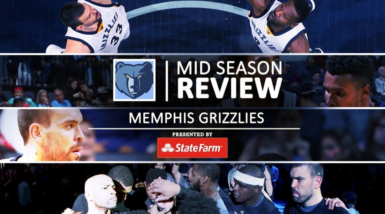NBA Midseason Review - Memphis Grizzlies IMG